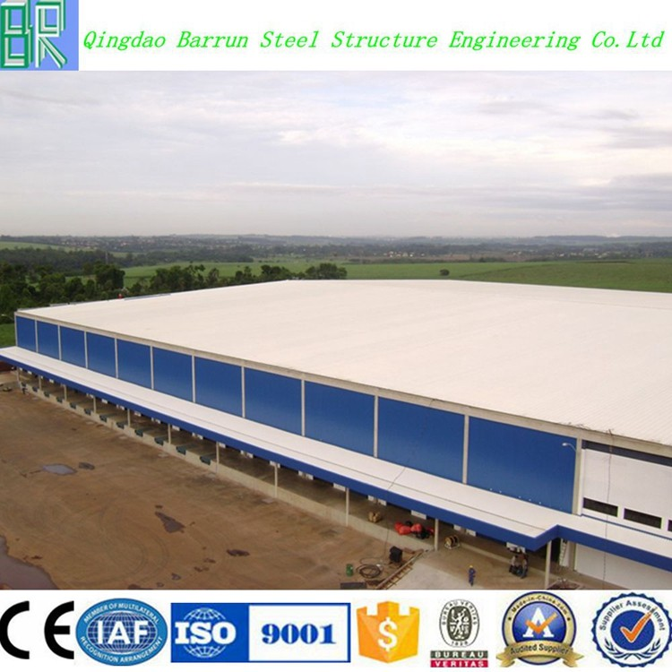 2016 High quality low price peb steel structure