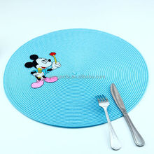 kids plastic placemats