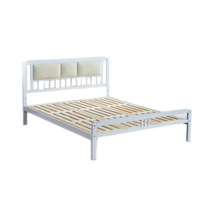 Strong and durable wrought iron furniture beds different color living room bed children's bed