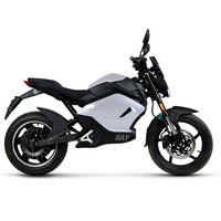 soco electric motorcycle EEC 2019 NEW DESIGN 1500w/2000w 72v e-motorcycle Factory wholesale RAY E scooter moped