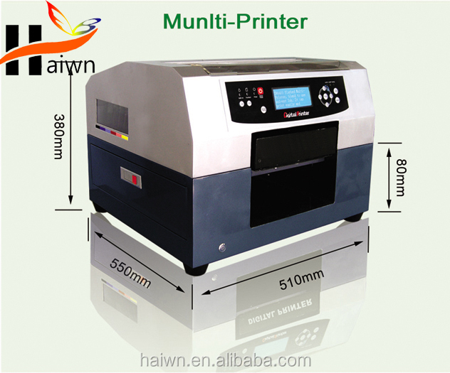 For small business mobile case machine to print phone housings