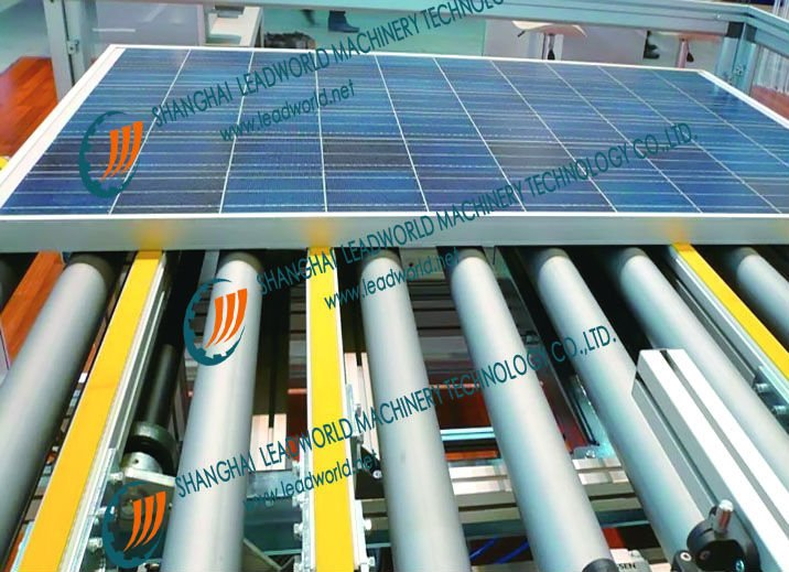 Assembly of pvc conveyor belt