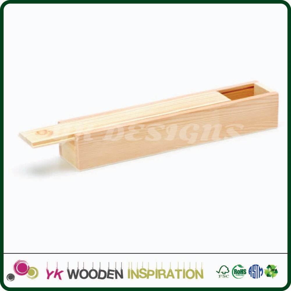 Pen wood box kits diy for Promotion Gifts