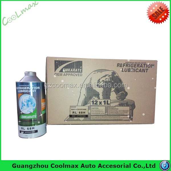 Compressor Oil 134A ,PAG/POE oil for compressor A/C Cooling system machine