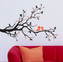 PVC vinyl tree branches wall decal for home decoration tree decal vinilos decorativos stickers home decor