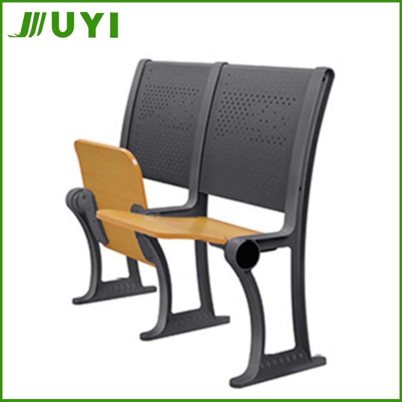 JY-U204 classroom study desk and folding chair wooden school desk cheap plywood prices