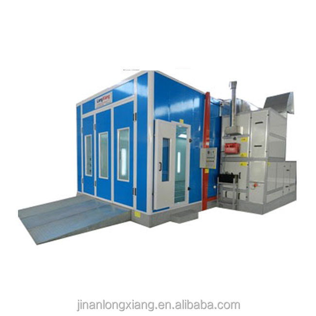Longyao Brand Water Soluble Auto Spray Baking Booth for Sale Car Body Spray Paint Booth with Water Soluble Ark