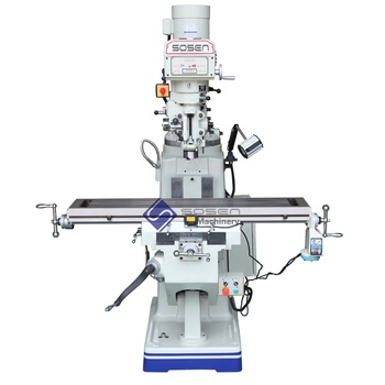 X6325 Metal turret universal milling machine
