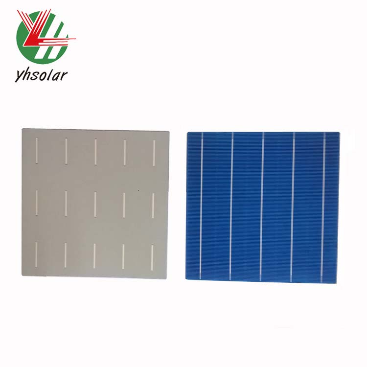 solar panel use solar cell clean energy solar product 4.57w 18.6% high efficiency solar cell made in china