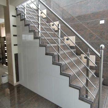 Chian Factory Modern Balcony Steel Stair Railing Designs ...