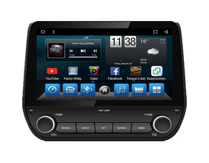9'' Octa Core Android 8.1 Car DVD Player Multimedia Head Unit Radio GPS Navigation for Ford Ecosport 2017