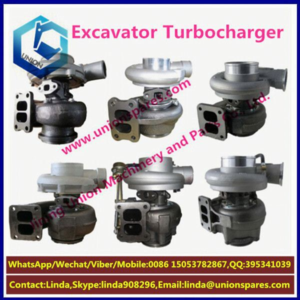 Hot sale for Hitachi EX2002 turbocharger model RHC62C Part NO. 114400-2720 6BD1T engine turbocharger OEM NO. C189 VB240044