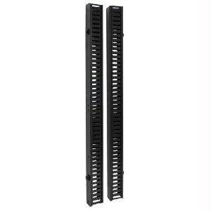 "Tripp Lite - Rack Cable Management Duct With Cover (Vertical) ""Product Type: Supplies & Accessories/Wiring Management"""