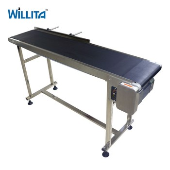 Mobile Food Grade Stainless Steel Conveyor Belt View Stainless - Food grade stainless steel table