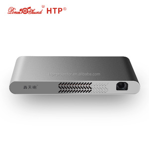 Battery DLP Projector 1080P full HD support USB VIDEO PROJECTOR