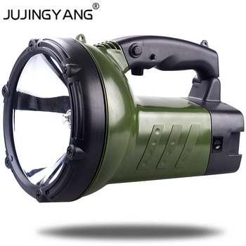 Portable rechargeable 100w searchlight outdoor halogen lighting portable rechargeable 100w searchlight outdoor halogen lighting emergency patrol spotlight workwithnaturefo
