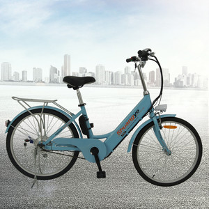 24 inch 250w motor aluminum alloy frame 36v star electric bike