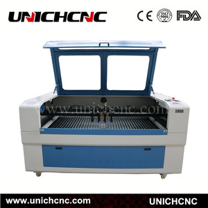 New product LXJ1610 desktop laser cutting and engraving machine 4 heads