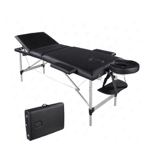 Portable Folding Cushion Full Body Massage Chair Bed for Beauty Spa Salon