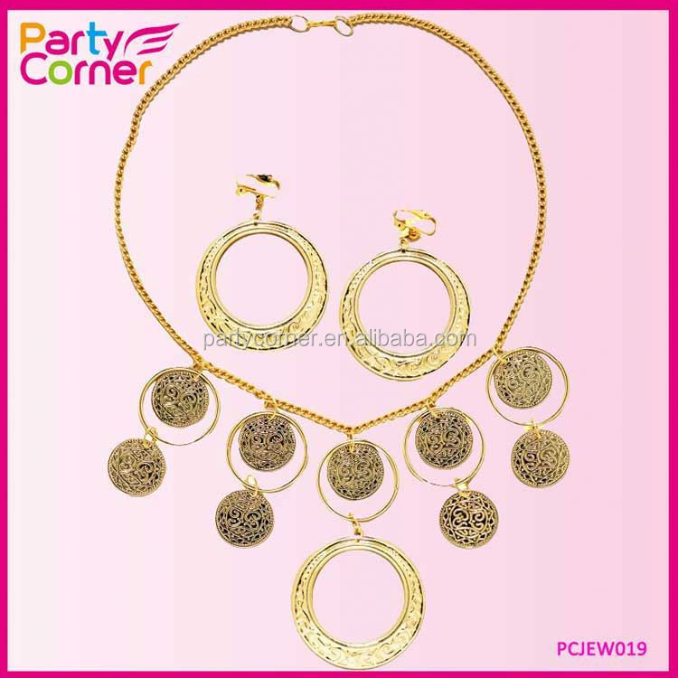Cheap Gypsy Jewelry Set For Party