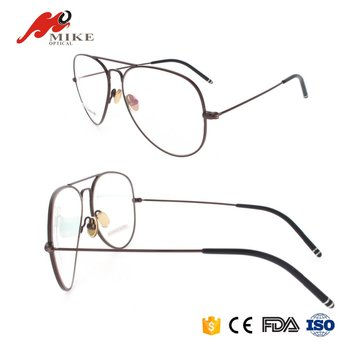 05506d2b02f Romantic Optical Eye stylish Glasses Frames designer eyeglasses  prescription For Men