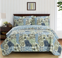 Wholesale China Market Twin Bedspreads And Quilts / Full Size Handmade Quilted Waterproof