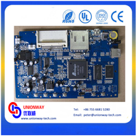 Professional PCBA for electronic components with leed free provide OEM service