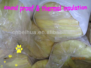 fire blanket insulation glass wool material