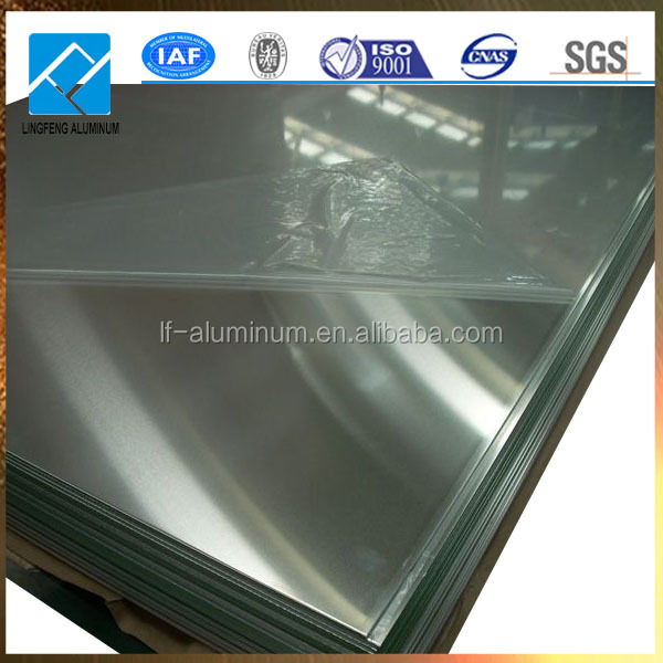 Polished Aluminum Mirror Sheet Plate For Decoration Buy