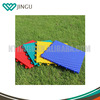 Outdoor Sports PP/TPR Interlocking rubber tiles