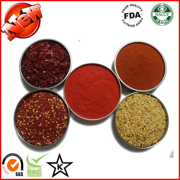 Capsaicin Powder/capsaicin Extract/capsaicin Extract Powder Chile paprika