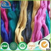 recycled yarn with banian waste