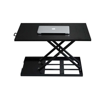 Standup Ergonomic Healthy Modern Office Stainless Steel Fold Table - Steel picnic table frame