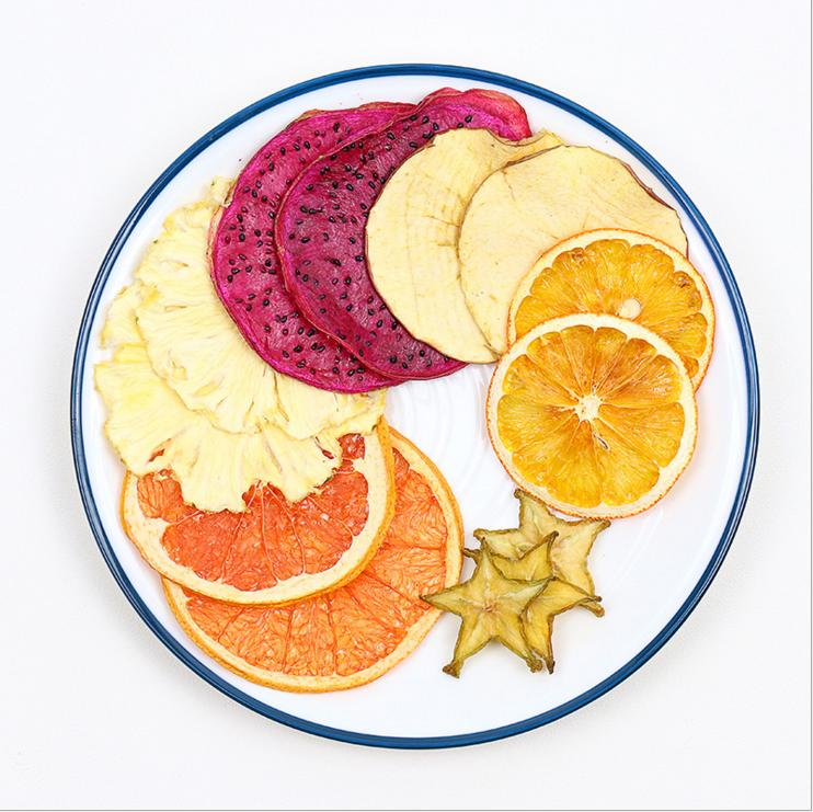 Hot Sell OEM Private Label Natural Dried Fruit Slice Mix Flavored Tea - 4uTea   4uTea.com