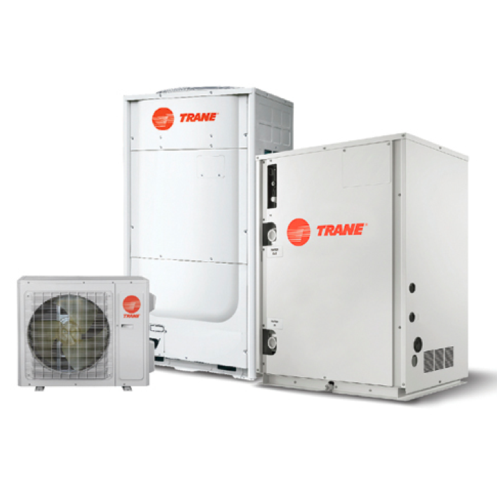 Trane VRF ductless systems air conditioner
