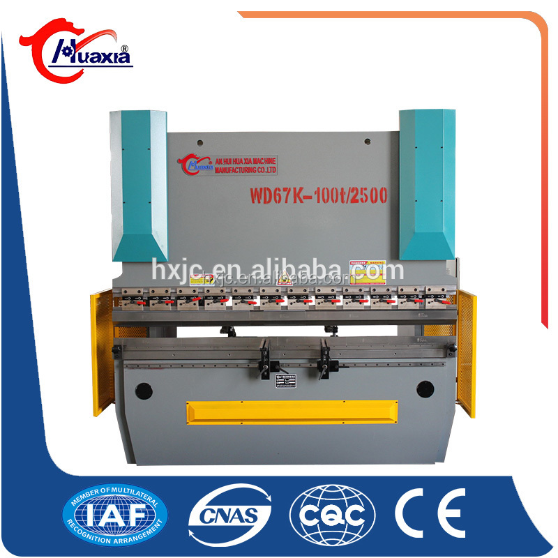 CNC Folding Hydraulic Press Brake for Stainless Steel