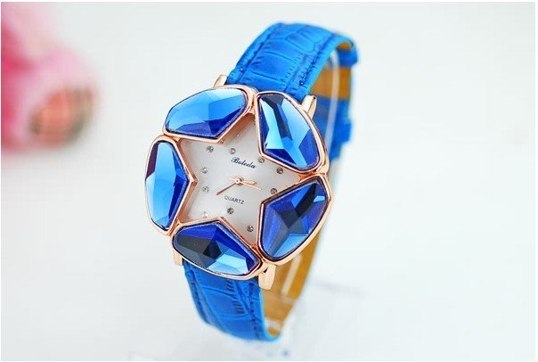 hot selling!!! New !2012  fashion flower watches korean style  women's watches 1pce wholesale+ Free Shipping !