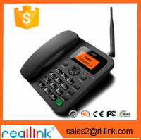 GSM fixed Wireless Phone with PSTN (Support both Telephone Line and 2 SIM Card) /GSM PSTN Fwp/ GSM Landline Telephone