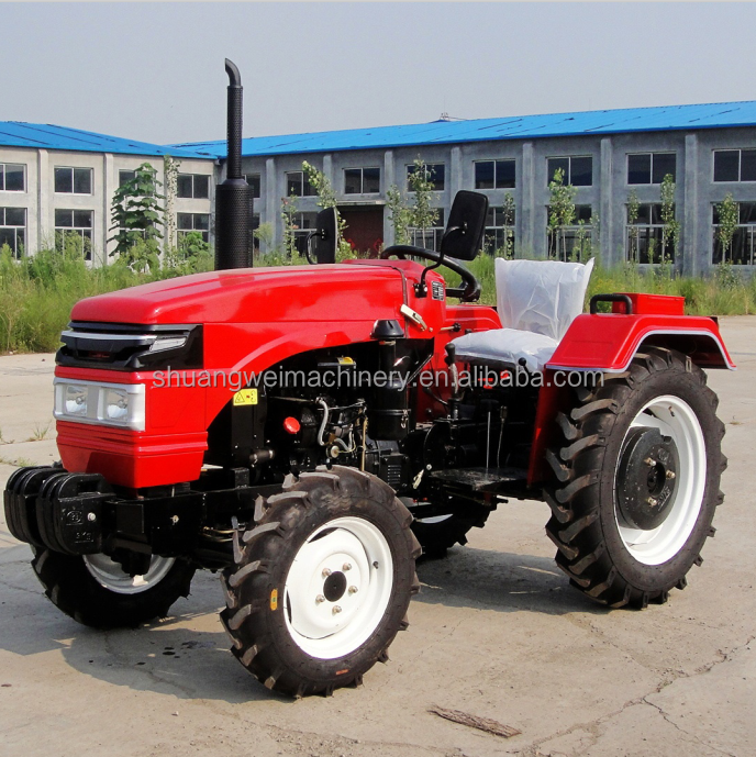 20hp 30hp 40hp 4wd small farm tractors for sale