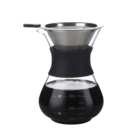 Hot Selling 34 Ounce fast Delivery Coffee Maker with Paperless Filter