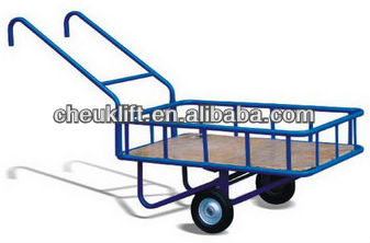 250kg Two Wheel Platform Hand Cart -TPV250