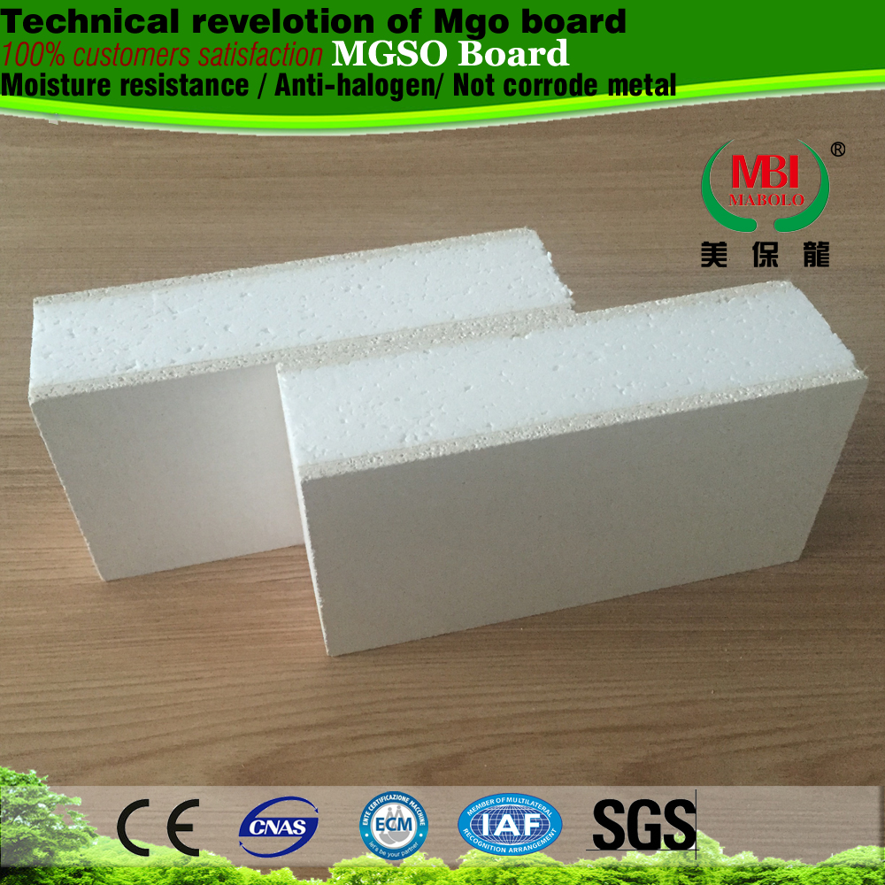 high bear loading lightweight wall panel no chloride ion mgo eps sandwich panel mgo sulphate mgso4 board