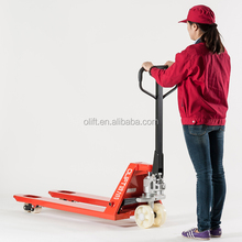 Factory Price Manual Pallet Jack/hand operated pallet trucks