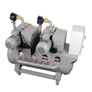 Newest Oil Rotary Vane Vacuum Pump Made In China