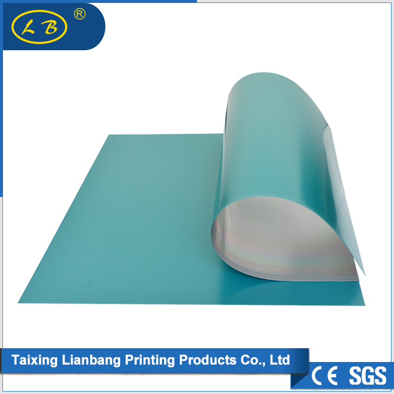 long service life offset printing positive ps plate