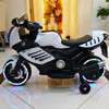 new model electric motorcycle Colorful lights kids motorcycles 6V Baby Battery Motorcycles 3 wheel