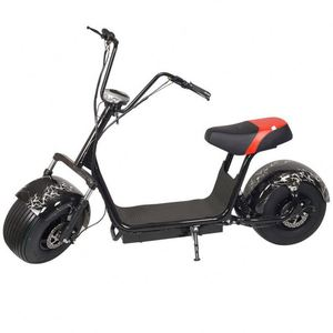 Battery Powered electric Folding genuine leather motorcycle from Lehe