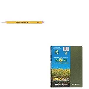 KITPAP3030131ROA13361 - Value Kit - Roaring Spring Environotes Sugarcane Notebook (ROA13361) and Paper Mate Sharpwriter Mechanical Pencil (PAP3030131)