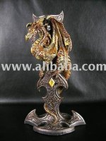 New Dragon Candle holder- Large