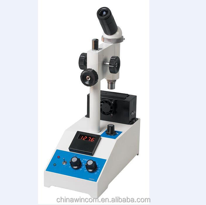 Digital Melting point apparatus with Microscope for sale